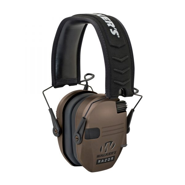 FDE colored Hunting and Sport Shooting Electronic Hearing PPE - Armscart.com
